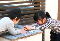 子供たちが思い切り遊べるセカンドリビング